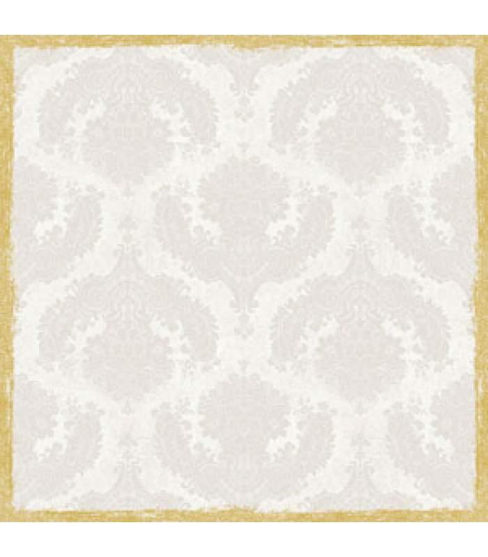 Obrus Dunicel - Royal white (84 x 84 cm)
