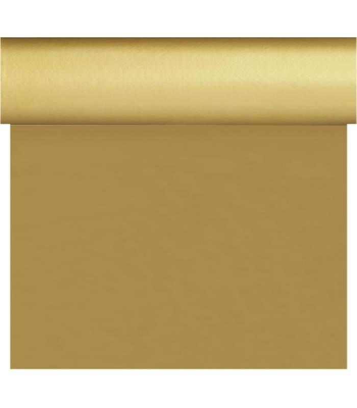 Dunicel Tete-a-Tete, Gold - šerpa 40 cm x 4,8 m