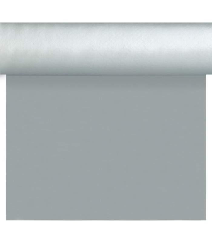 Dunicel Tete-a-Tete, Silver - šerpa 40 cm x 4,8 m