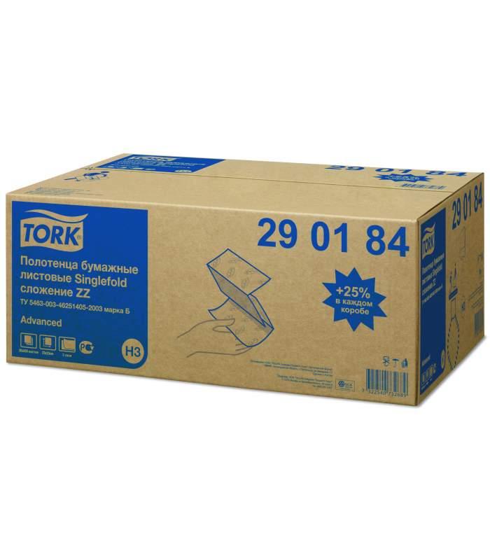 Tork Advanced 290184 papierové utierky ZZ skladané 4000 ks (H3)