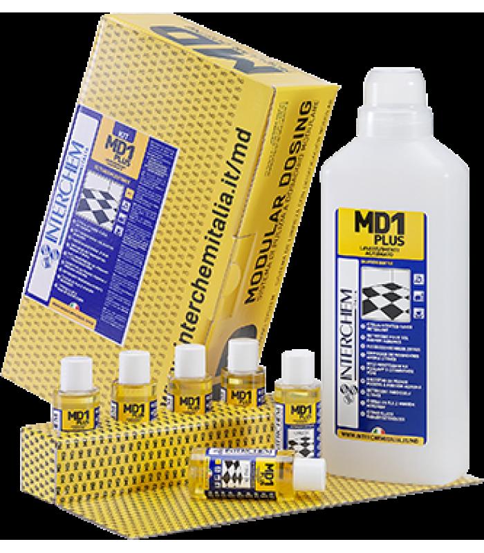 MD1 Plus KIT CITRUS - čistiaci prostriedok na podlahy s citrusovou vôňou