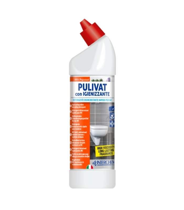 Interchem PULIVAT 750 ml - čistenie toalety