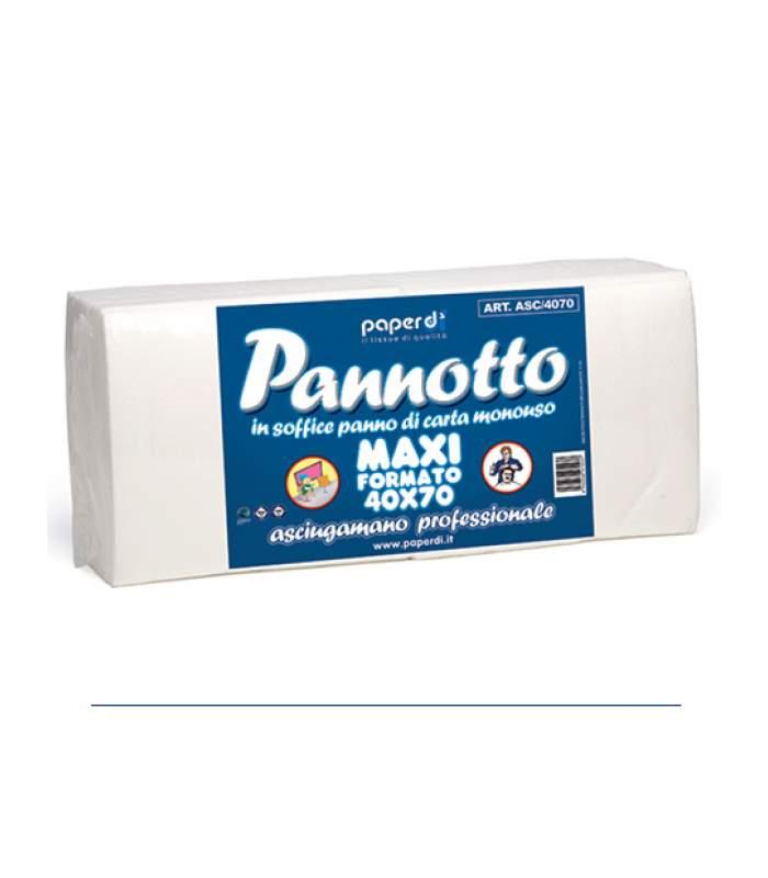 Jednorázové uteráky - Pannotto (40 x 70 cm) 70 ks/bal.