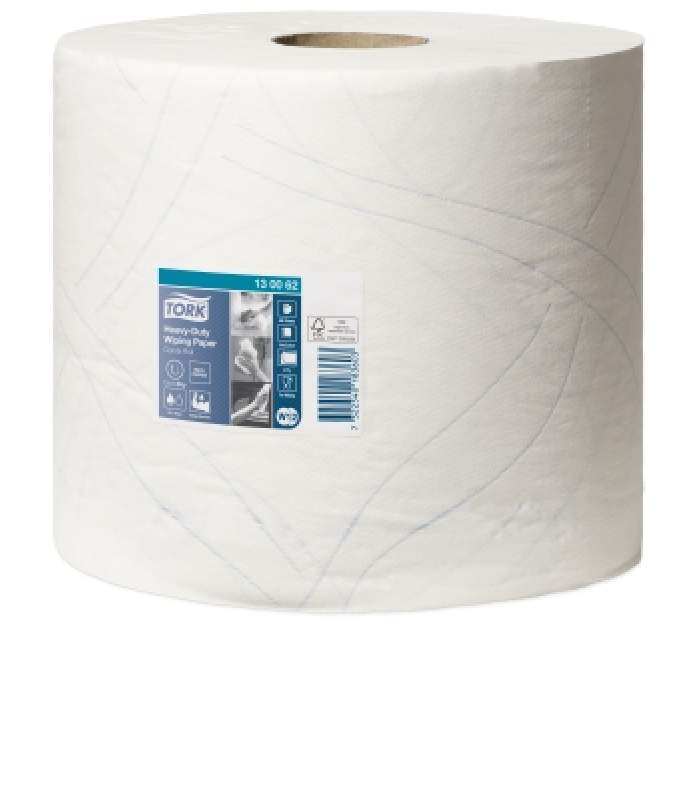 Papierová utierka Advanced biela 170 m (W1,W2)